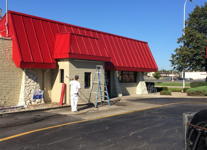 exterior commercial painting Commercial Painting