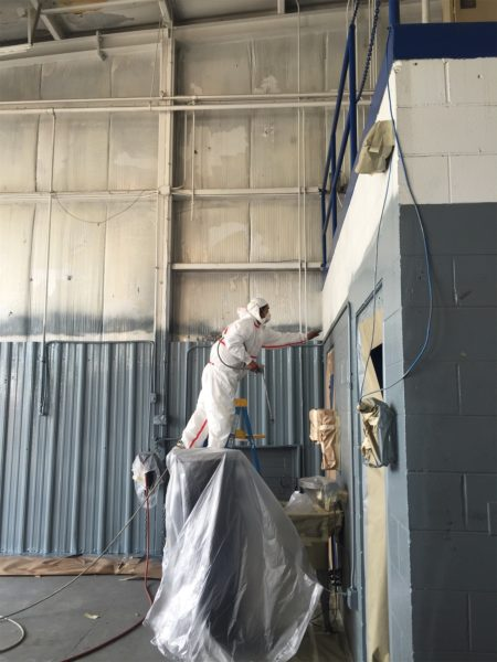 industrial painting in Michigan Industrial Painting